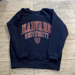 Authentic Vintage Harvard Crewneck